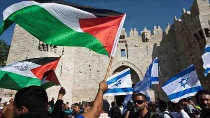 Конфлікт у Секторі Гази: палестинські угруповання згодні укласти перемир'я з Ізраїлем