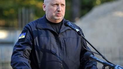 Украина готовит новый мощный пакет санкций: Турчинов назвал причину