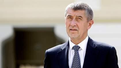 Сенат Чехии призвал премьера Андрея Бабиша уйти в отставку