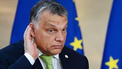 Прем'єр Угорщини відмовився співпрацювати з чинною владою України