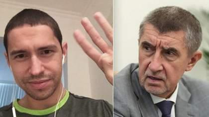 Скандал с Андреем Бабишем: сыну премьера Чехии грозит запрет на въезд в Украину и штраф
