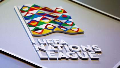 Ліга націй: відео голів та результати матчів 19 листопада