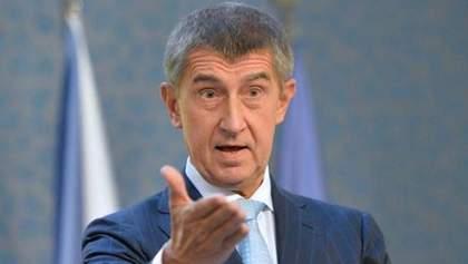 Полиция Чехии начала уголовное дело против сына премьера Бабиша