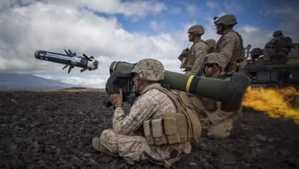 """""""Джавеліни"""" допомогли: яку ще зброю США можуть надати Україні?"""