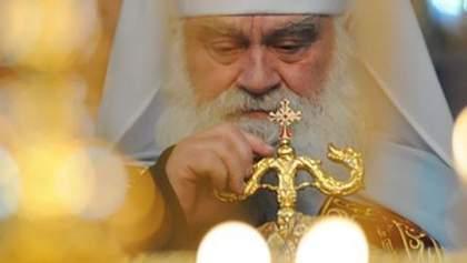 Ще один митрополит УПЦ МП не підтримав розрив відносин з Константинополем