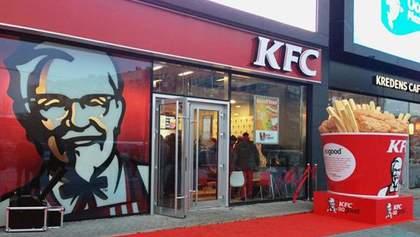Скандал з KFC у Будинку профспілок: ресторан подякував поліції за затримання активістів