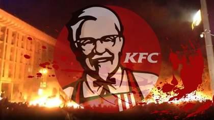 Скандал з KFC у Будинку профспілок: Масі Найєм вперше прокоментував напад на себе
