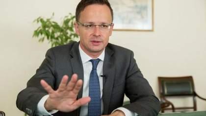 """""""Не суперечить українським законам"""": Сійярто про скандал з угорськими паспортами на Закарпатті"""