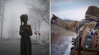 Главные новости 24 ноября: годовщина Голодомора и еще одно село на Донбассе под контролем Киева