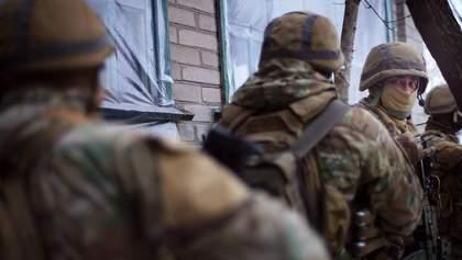 Взяття важливого населеного пункту на Донбасі: заява Штабу ООС