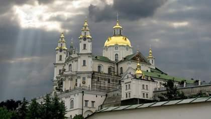 Чтобы Почаевская лавра принадлежала УПЦ МП, один из монахов, вероятно, хотел подкупить депутата