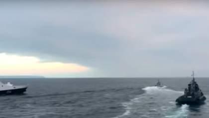 Як Україна має реагувати на захоплення Росією кораблів в Азовському морі?