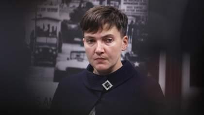Савченко – не в СИЗО: нардепу делают операцию