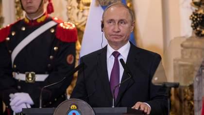 Українські моряки в полоні Росії: американський журнал опублікував влучну карикатуру на Путіна