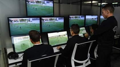 У головних європейських футбольних турнірах запровадили нововведення