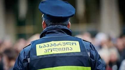 Стали известны имена задержанных в Тбилиси украинцев