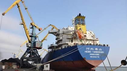 Россия прекратила трехнедельную блокаду торговых кораблей в Азовском море