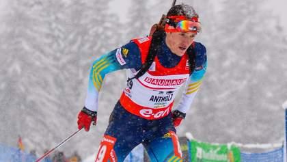 Біатлон: українець Семенов отримав нагороду в індивідуальній гонці в Поклюці
