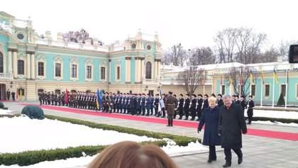 В Украину прибыла президент Литвы: известна цель приезда