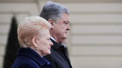 Результаты встречи Украины и Литвы: соглашение о защите работников и Орден Витовта Великого