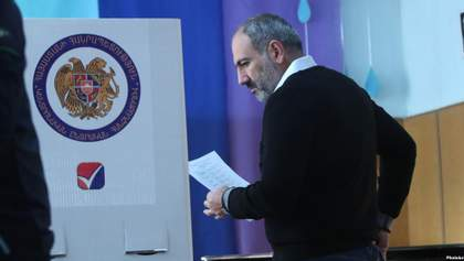 У Вірменії розпочались перші в історії дострокові вибори до парламенту