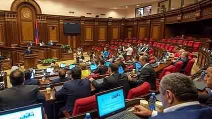 Парламентські вибори у Вірменії: відомі перші результати