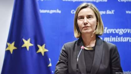 Поддержка украинских регионов важнее, чем новые санкции против России, – Могерини