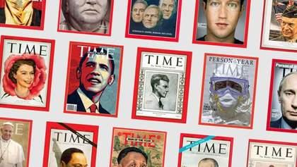 """Путин и Трамп: Time назвал претендентов на звание """"Человек года"""""""