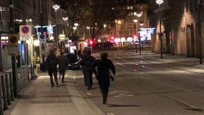 Стрілянина у Страсбурзі: кількість загиблих зросла до чотирьох осіб
