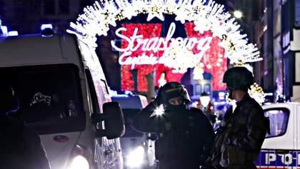 Стрельба в Страсбурге: полиция заявила о террористическом следе