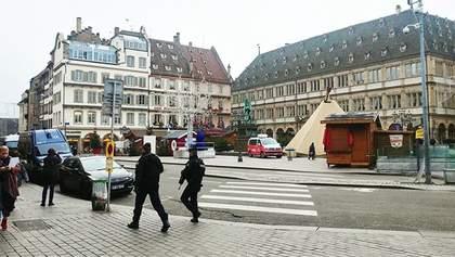 Как выглядит Страсбург после ночной смертельной стрельбы: утренние фото