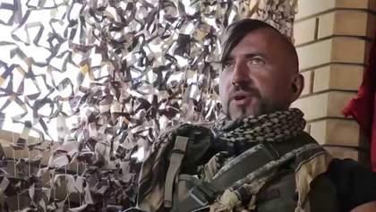 На Донбассе ликвидировали снайпера, который застрелил Василия Слипака