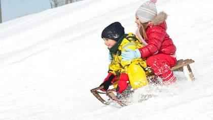 У Києві через снігопади можуть закрити школи і дитсадки