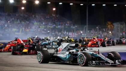 В Формуле-1 выбрали лучший обгон сезона: видео