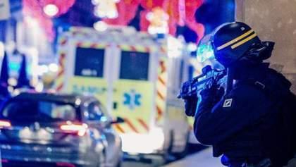 Стрельба в Страсбурге: французская полиция проводит в городе спецоперацию