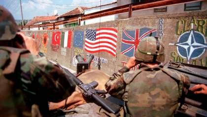 У МЗС РФ відповіли на рішення Косова створити власну армію