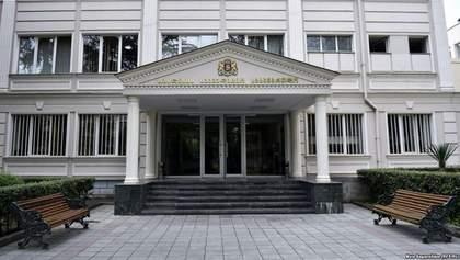 Задержание украинцев в Грузии: 7 арестантов оставили под стражей