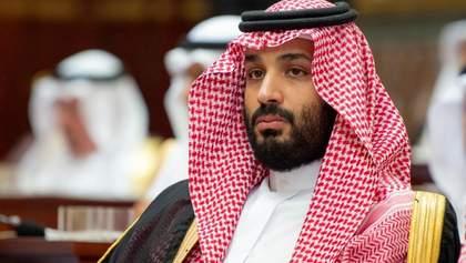 МИД Саудовской Аравии считает обвинения кронпринца Сенатом США вмешательством в дела Эр-Рияда