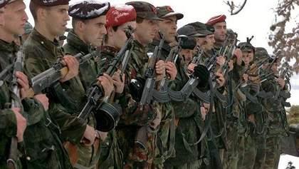 Туреччина підтримала створення армії Косова