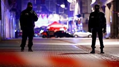 Стрілянина у Cтрасбурзі: трьом підозрюваним висунули звинувачення