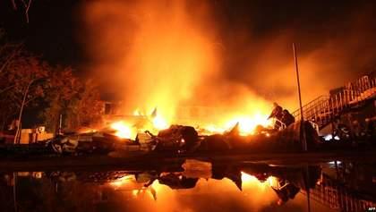 """Трагедія у таборі """"Вікторія"""": рятувальникам не вистачало води для гасіння пожежі"""