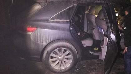 """Адвокат-защитник экс-бойцов """"Беркута"""" и Рубана заявил о поджоге своего автомобиля: фото"""