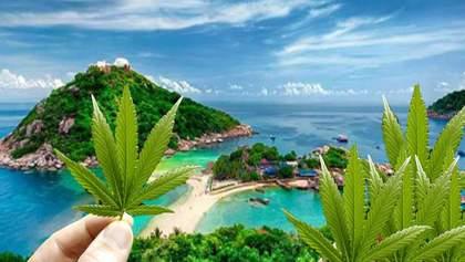 Еще одна страна легализовала марихуану
