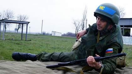 Російські військові у Придністров'ї: президент Молдови Додон видав неоднозначну заяву