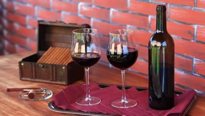 Какое вино и за сколько пьют в Украине