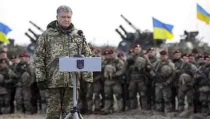 Военное положение в Украине: у Порошенко готовят большое совещание относительно итогов