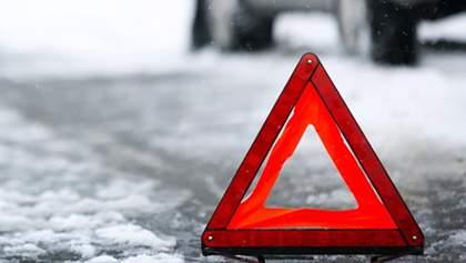 На Киевщине произошло два ДТП с маршрутками: много пострадавших – фото