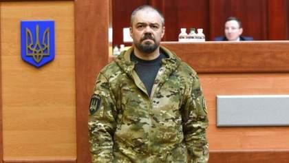 """Підозрювані у вбивстві ветерана АТО """"Сармата"""" – екс-члени батальйону """"Торнадо"""", – Аброськін"""