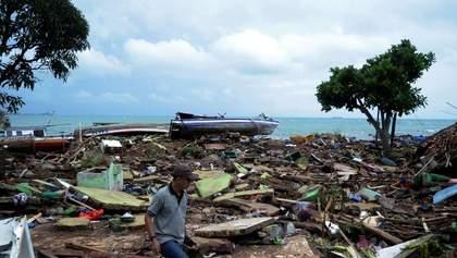 Индонезию всколыхнуло очередное мощное землетрясение