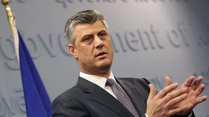 Лідер Косова підписав пакет законів про створення армії